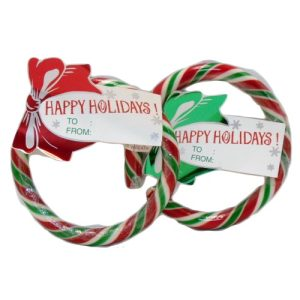 Spangler Candy Wreath 1ct 1oz