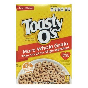 M-O-M Cereal Toasty Os 14oz