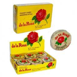 De La Rosa Mazapan 12ct Candy