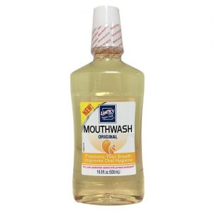 Lucky Mouthwash 16.9oz Original