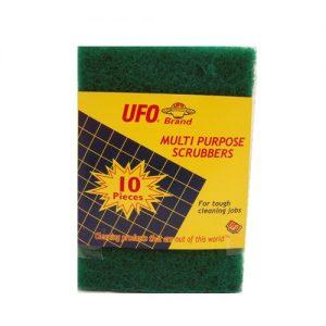 UFO Scrubbers 10pk W/Sleeve