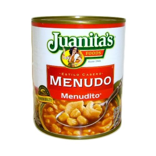 Juanitas Menudo 25oz Reg
