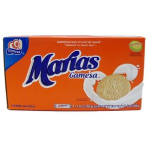 Gamesa Marias Cookies In Box 19.7oz