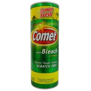 Comet Cleanser 21oz Lemon Fresh