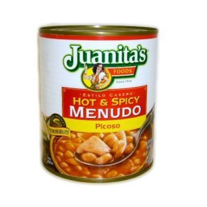 Juanitas Menudo 25oz Hot AND Spicy