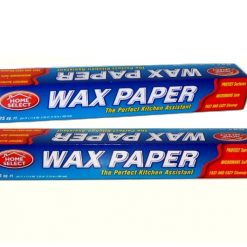 Home Select Wax Paper 25sq ft