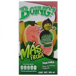 Boing Tetra Pack Guava 500ml