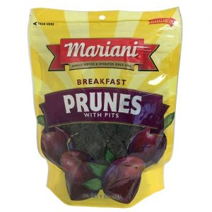Mariani Breakfast Prunes W-Pits 7oz