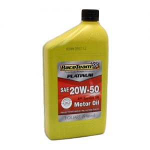 Race Team Motor Oil 1qt 20W-50