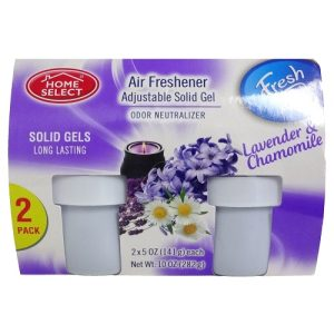 H.S Adjustable Air Fresh Lavender 4.75oz