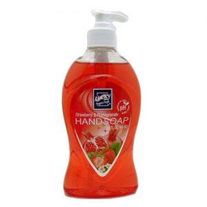Lucky Hand Soap 13.5oz Strwbry-Pomegrana