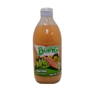 Boing Guava Juice 12oz Glass