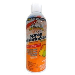 Chase Disinfectant Spray 6oz Citrus Scen
