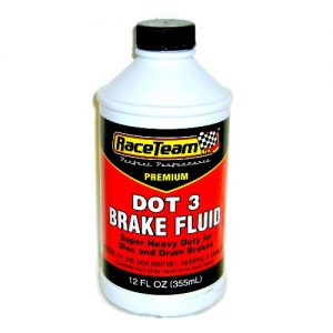 Race Team Brake Fluid Dot 3 12oz
