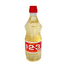 1-2-3 Vegetable Oil 16.91oz