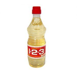 1-2-3 Vegetable Oil 16.91oz
