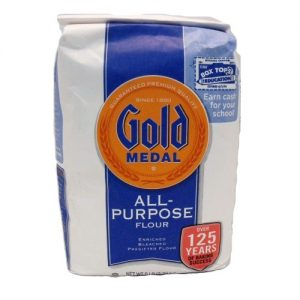 Gold Medal Flour 5 Lbs All Purpose