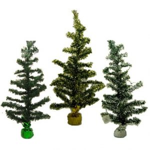 X-Mas Tree 2ft 3 Asst Clrs