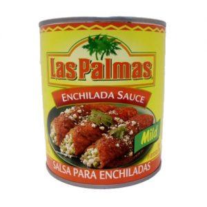 Las Palmas Red Enchilada Sauce 28oz Mild