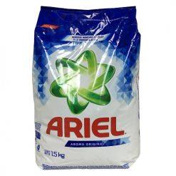 Ariel Detergent Oxi 1.5 Kg Original