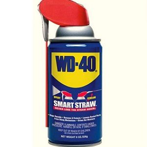 WD-40 Lubricant AND Cleaner 8oz