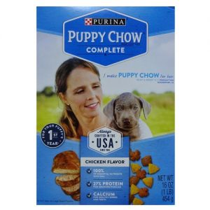 Purina Puppy Chow Complete 16oz Box