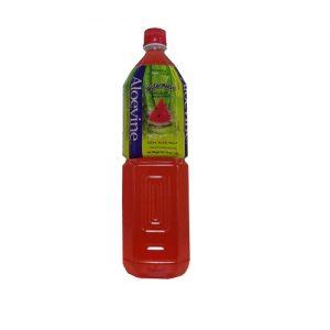 Aloevine 1.5 Ltrs Watermelon Drink W-Alo