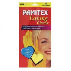 Pamitex H-H Ylw Gloves Sml Box