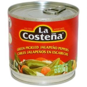 La Coste?a Jalape?os 12oz Whole