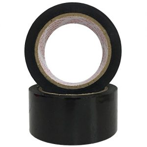 Sealing Tape Black 1.89in X 100 Yrds