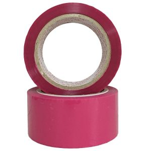 Sealing Tape Hot Pink 1.89in X 100 Yrds