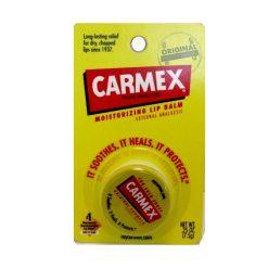 Carmex Lip Balm .25oz Orgnl In Tin Med