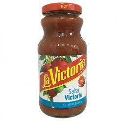 La Victoria 16oz Salsa Victoria Hot