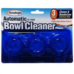 H.B Automatic Bowl Cleaner 3pk