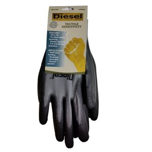 Diesel Gloves Lg Tactile Sensitivity