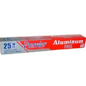 Premier Aluminum Foil 25sq ft