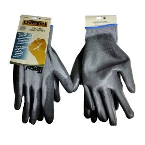 Diesel Gloves Md Tactile Sensitivity