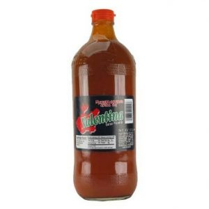 Valentina Hot Sauce 1 Ltr Black