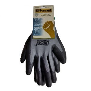 Diesel Gloves X-Lg Tactile Sensitivity
