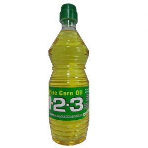 1-2-3 Corn Oil 16.91oc Choles Free