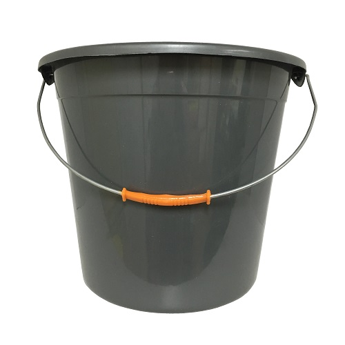 Bucket 9 Ltrs Grey