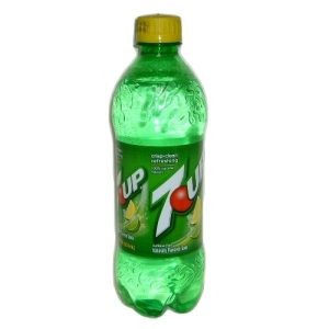 7-Up Soda 16.9oz Bottle