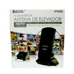 Indoor TV Booster Antenna HDTV Compatibl
