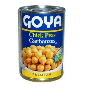 Goya Chick Peas 15.5oz Garbanzos
