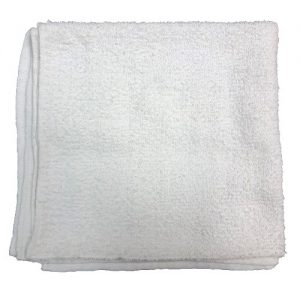 Bath Towels 20 X 40 White