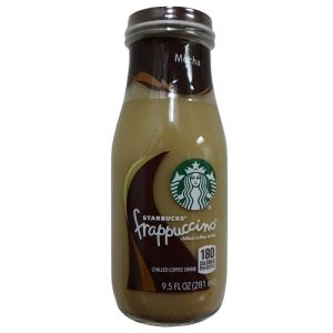 Starbucks Frappuccino Mocha 9.5oz
