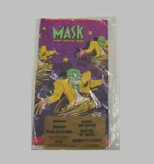 ***The Mask Table Cover 54 X 84