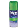 Gillette Shave Gel 2.5oz Sensitive
