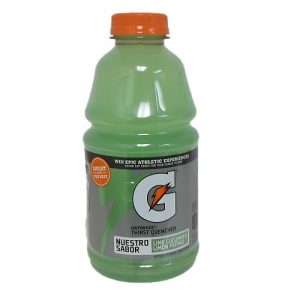 Gatorade G 32oz Lime Cucumber