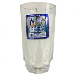 Candles Crystal Candle White